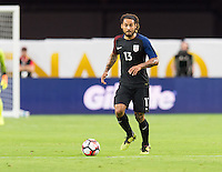 Glendale, AZ - Saturday June 25, 2016: Jermaine Jones during a Copa America Centenario third place match match between United States (USA) and Colombia (COL) at University of Phoenix Stadium.