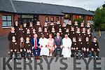 On Thursday evening Declan Quill's 6th Class Gaielscoil Mhic Easmainn,Tralee  graduated.