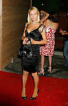 WESTWOOD, CA. - August 14: Socialite/actress Paris Hilton  arrives at the Apple Lounge Grand Opening on August 14, 2008 in West Hollywood, California.