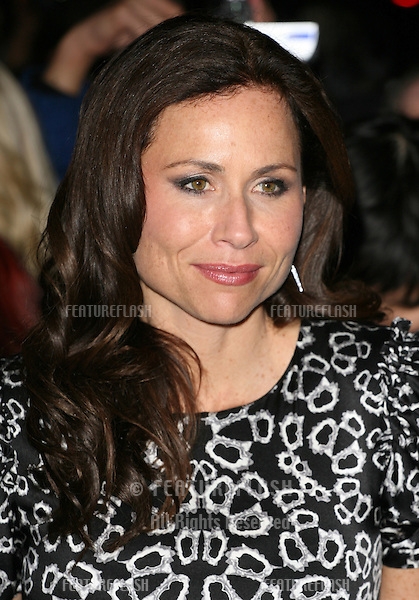 Minnie Driver arriving for the Elle Style Awards 2011, at the Connaught Rooms, London. 15/02/2011  Picture by: Alexandra Glen / Featureflash