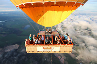 20170319 19 March Hot Air Balloon Cairns