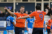 Luton Town v Portsmouth - FA CUP 1st Round - 04.11.2017
