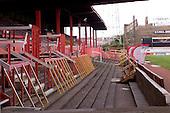 23/06/2000 Blackpool FC Bloomfield Road Ground..West paddock ....© Phill Heywood.