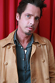 CHRIS CORNELL - Photosession in Paris France - 15 May 2007.  Photo credit: Manon Violence/Dalle/IconicPix **AVAILABLE FOR UK ONLY**