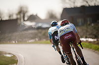 Nils Politt (DEU/Katusha-Alpecin)<br /> <br /> 62nd E3 BinckBank Classic (Harelbeke) 2019 <br /> One day race (1.UWT) from Harelbeke to Harelbeke (204km)<br /> <br /> ©kramon