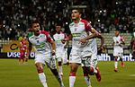 Once Caldas venció 2-0 a Patriotas. Fecha 16 Liga Águila I-2018.