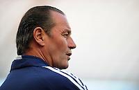 FUSSBALL   1. BUNDESLIGA   SAISON 2011/2012    10. SPIELTAG Bayer 04 Leverkusen - FC Schalke 04                        23.10.2011 Trainer Huub STEVENS (FC Schalke 04)