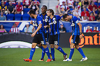 New York Red Bulls vs Montreal Impact, August 13, 2016