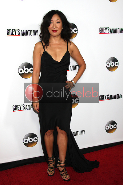 Sandra Oh<br />