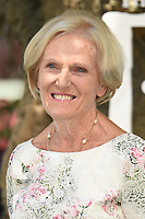Mary Berry at the UK premiere of 'The BFG' at the Odeon Leicester Square, London.<br /> July 17, 2016  London, UK<br /> Picture: Steve Vas / Featureflash