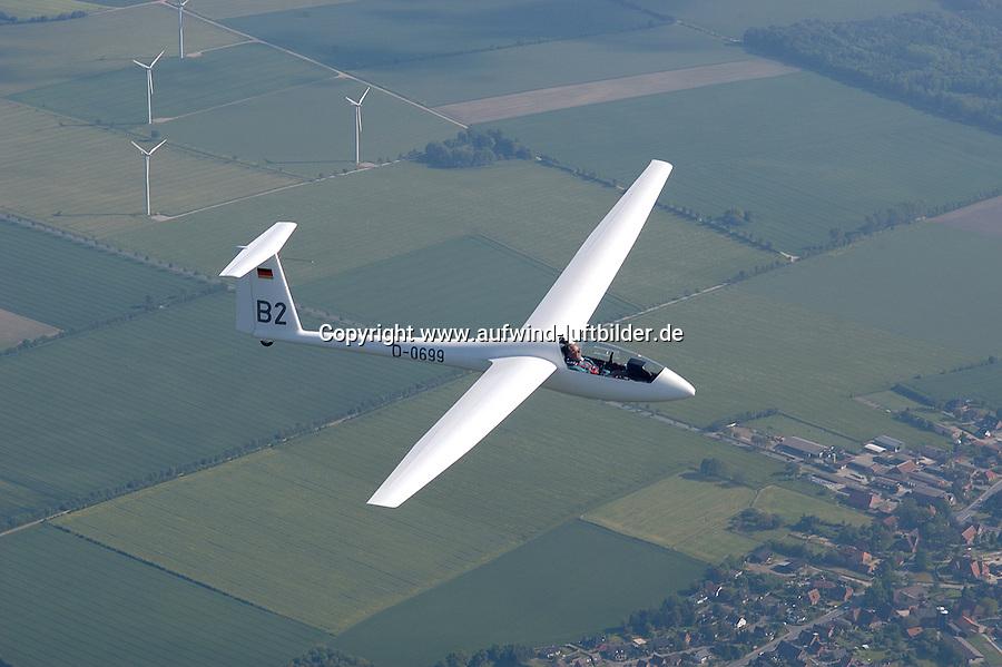 Segelflug, Segelflugzeug, LS4, B2, Rolladen Schneider, Axel Irgang