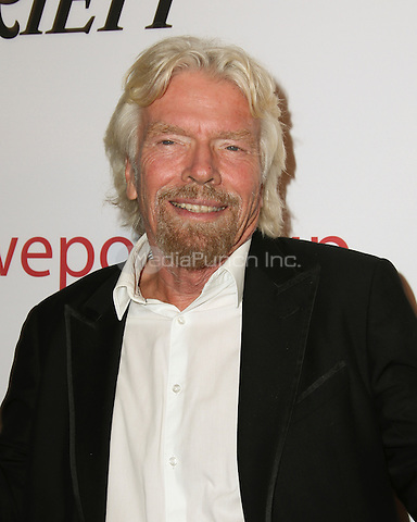 BEVERLY HILLS, CA - MAY 12: Richard Branson attends the AltaMed Power Up, We Are The Future Gala at the Beverly Wilshire Four Seasons Hotel on May 12, 2016 in Beverly Hills, California. Credit: Parisa/MediaPunch.