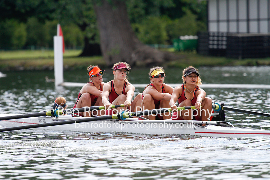 Race: 177 C4+ Quarter-Final - Vesta RC vs Molesey BC<br /> <br /> Henley Women's Regatta 2017<br /> <br /> To purchase this photo, or to see pricing information for Prints and Downloads, click the blue 'Add to Cart' button at the top-right of the page.