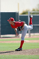 Ricky Bowen, Cincinnati Reds 2010 minor league spring training..Photo by:  Bill Mitchell/Four Seam Images.