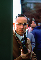 The Silence of the Lambs (1991) <br /> Scott Glenn<br /> *Filmstill - Editorial Use Only*<br /> CAP/KFS<br /> Image supplied by Capital Pictures