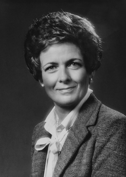 Rep. Marilyn Lloyd, D-Tenn. on Aug. 17, 1983. (Photo by CQ Roll Call)