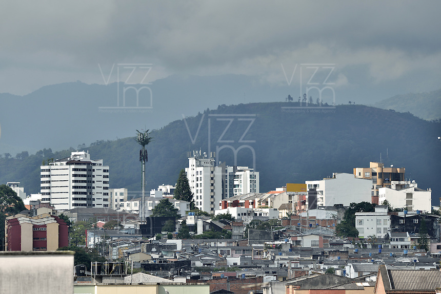 ARMENIA -COLOMBIA. 17-05-2014. Centro de la ciudad de Armenia, Colombia. / Down town of Armenia city, Colombia. Photo: VizzorImage/ Gabriel Aponte / Staff