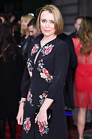 "Keeley Hawes<br /> arrives for the premiere of ""The Time of Their Lives"" at the Curzon Mayfair, London.<br /> <br /> <br /> ©Ash Knotek  D3239  08/03/2017"