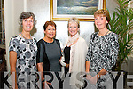 Attending the Killarney Rotary club organised Fashion Blitz in aid of St Vincent De Paul in the Malton hotel, Killarney last Saturday afternoon were l-r: Grace O'Neill, Karherine O'Keeffe, Maria Murphy and Libby O'Riordan.