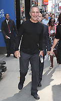 NEW YORK, NY - AUGUST 31: Tony Danza spotted leaving 'Good Morning America' after participating in the 'Day of Giving' sponsored by ABC/Disney to support Hurricane Harvey victims in New York, New York on August 31, 2017.  Photo Credit: Rainmaker Photo/MediaPunch