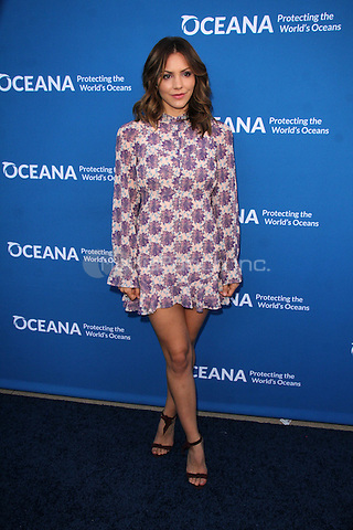 BEVERLY HILLS, CA - SEPTEMBER 28: Katharine McPhee at the Concert for Our Oceans hosted by Seth MacFarlane benefitting Oceana at the Wallis Annenberg Center for the Performing Arts on September 28, 2015. Credit: David Edwards/MediaPunch