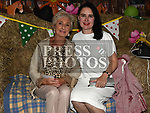 Marie and Sonya Kerins at the Boyne Fishermans barn dance in the Westcourt hotel. Photo:Colin Bell/pressphotos.ie
