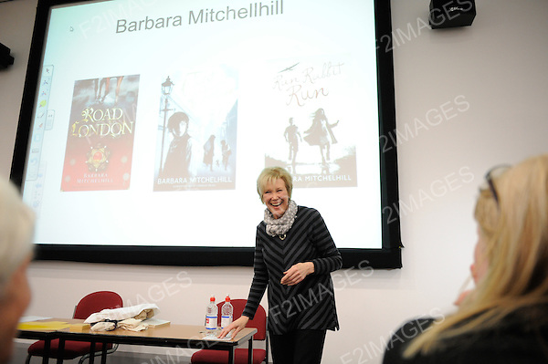 Childrens Author Guest Lecture 10.1.14
