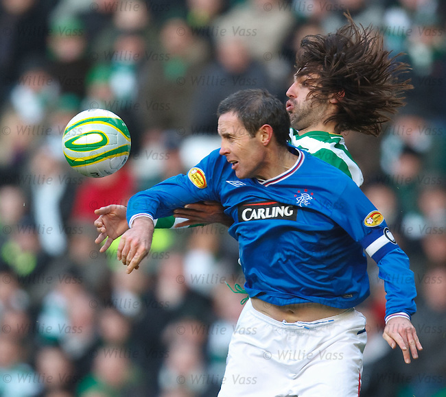 David Weir and Georgios Samaras