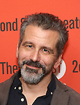 David Cromer attends the Second Stage Theatre's Off-Broadway Opening Night After Party for 'Man From Nebraska'  at Dos Caminos on 2/15/2017 in New York City.