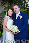 Claire O'Gorman and Gerry Gallagher were married at   Ballybunion church on Friday 22nd September 2017 with a reception at Ballygarry House Hotel