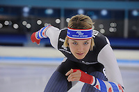 SCHAATSEN: GEWEST FRYSLÂN: seizoen 2016/2017, Manon Kamminga, ©foto Martin de Jong