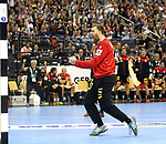 10.01.2019, Mercedes Benz Arena, Berlin, GER, Handball WM 2019, Deutschland vs. Korea, im Bild <br /> Andreas Wolff (GER #33)<br /> <br />      <br /> Foto © nordphoto / Engler