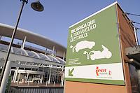 - rapid charging station for electric cars at the mall Iper in Monza<br /> <br /> - stazione di ricarica rapida per automobili elettriche presso il centro commerciale Iper di Monza