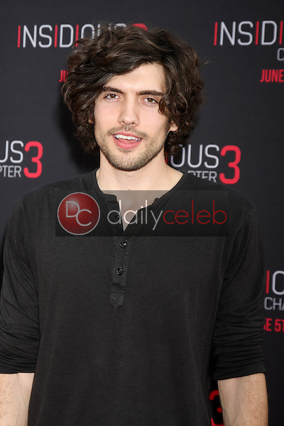 Carter Jenkins at the &quot;Insidious Chapter 3&quot; Premiere, TCL Chinese Theater, Hollywood, CA 06-04-15<br /> David Edwards/DailyCeleb.com 818-249-4998