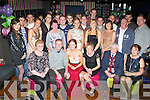 Siobhain Kearns, Ballyspillane, Killarney seated centre who celebrated her 30th birthday with her family and friends in the Lane Bar, Killarney on Saturday nig..
