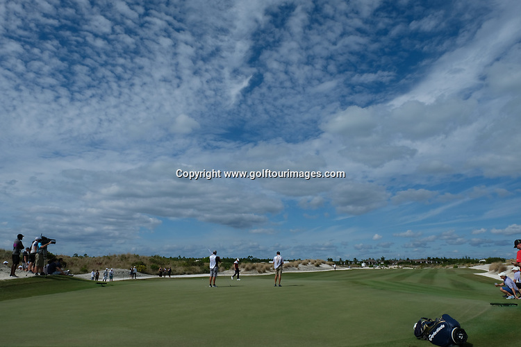 Ric Lewis during the second round of the Hero World Challenge being played at The Albany Resort, Bahamas.<br />  Picture Stuart Adams, www.golftourimages.com: \30/11/2018\