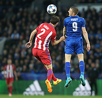 170418 Leicester City v Atletico Madrid