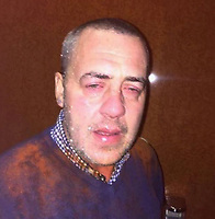 "COPY BY TOM BEDFORD<br /> Pictured: David Evans after the attack<br /> Re: Chef Kamrul Islam who attacked a client with chilli powder is due to appear before Merthyr Tydfil Magistrates Court.<br /> David Evans was at the Prince of Bengal restaurant on Saturday night when the incident took place.<br /> The 46-year-old was out for dinner with his wife Michelle when they were asked by a waiter if they were enjoying their curry.<br /> The couple said they told the waiter their meal was ""tough and rubbery"" and he passed the complaint onto the head chef.<br /> Michelle said chilli powder was then thrown into her husband's eyes and he was taken to hospital."
