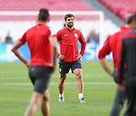230514 Atletico Madrid Training UCL Final 2014