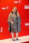 Melissa Petitjean arrive au Fouquets pour le repas après les César 2014, Restaurant le Fouquet's