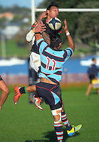 160611 Auckland Premier Club Rugby - Marist v Waitemata