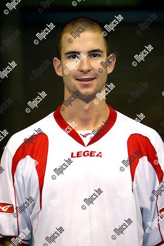 2007-08-25 / Volley / Precura Antwerpen / Mitch Van den Bosch