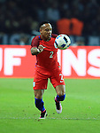 England's Nathaniel Clyne in action during the International Friendly match at Olympiastadion.  Photo credit should read: David Klein/Sportimage