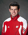 2010-11 UW Swimming and Diving Team - Luke Spring. (Photo by David Stluka)