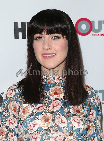 "10 July 2017 - West Hollywood, California - Lena Hall. ""Becks"" 2017 Outfest Los Angeles LGBT Film Festival Screening. Photo Credit: F. Sadou/AdMedia"