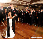 Dancing in the Hudson Room at Tappan Hill Mansion