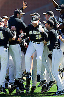 02.24.2013 - NCAA Youngstown State vs Wake Forest