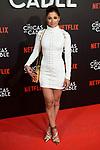 """Mariam Hernandez attends to """"Las chicas del cable"""" premiere at Callao Cinemas in Madrid, April 27, 2017. Spain.<br /> (ALTERPHOTOS/BorjaB.Hojas)"""