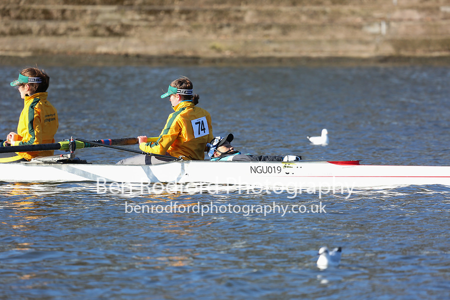 Crew: 74   Nottingham University Boat Club   NGU-STEWART   W.4+ Band 2<br /> <br /> Head of the Trent 2018<br /> <br /> To purchase this photo, or to see pricing information for Prints and Downloads, click the blue 'Add to Cart' button at the top-right of the page.