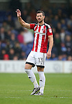 Sheffield United's Jake Wright in action during the League One match at the Kingsmeadow Stadium, London. Picture date: September 10th, 2016. Pic David Klein/Sportimage
